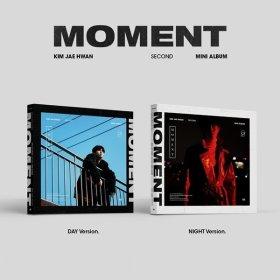 (버젼선택) 김재환 (Kim Jae Hwan) - Moment (미니앨범 2집)
