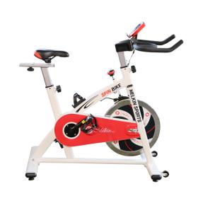 실내자전거 스핀바이크 스피닝 사이클 18kg  바닐라
