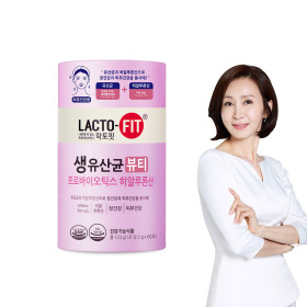 락토핏 생유산균 뷰티 60포 1통