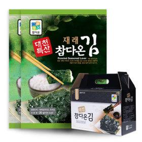 대천참다온김/프리미엄 김세트1호(전장김10봉)