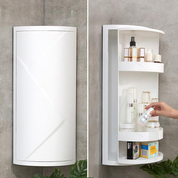 OMT 욕실 회전 코너 수납 3단 선반 OB-YS03 욕실용품 상품이미지