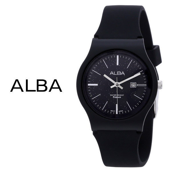 ALBA 알바 여성용 우레탄시계 AH7U57X1 상품이미지