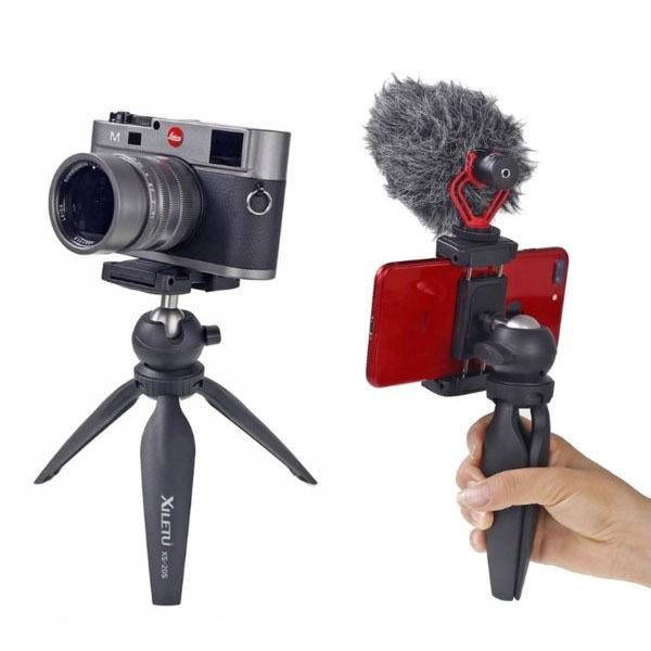 주닉스 XS-20S 스마트폰 카메라 DSLR 미니 삼각대 상품이미지