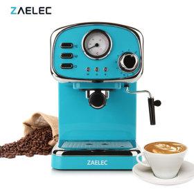 자일렉 브루 에스프레소 머신 ZL-181-CM 커피메이커