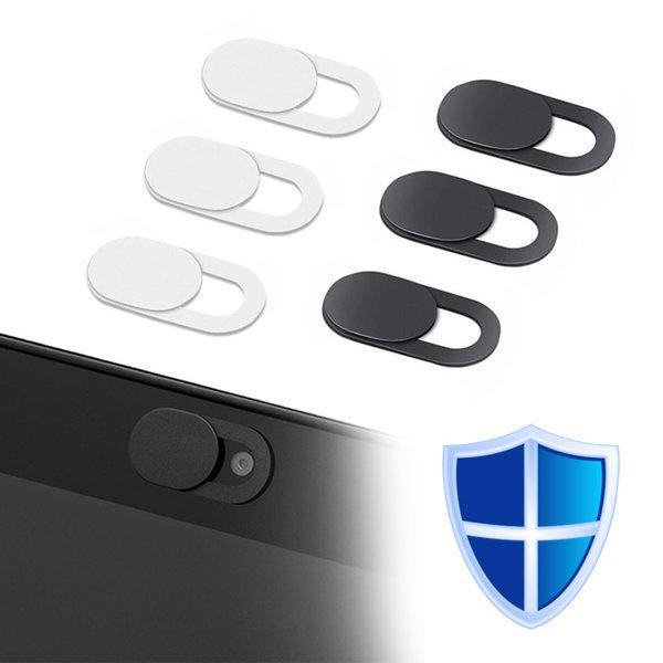 웹캠 커버 3개입 노트북카메라커버 해킹 보호 가리개 상품이미지