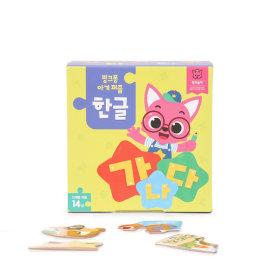 핑크퐁 아기퍼즐 한글