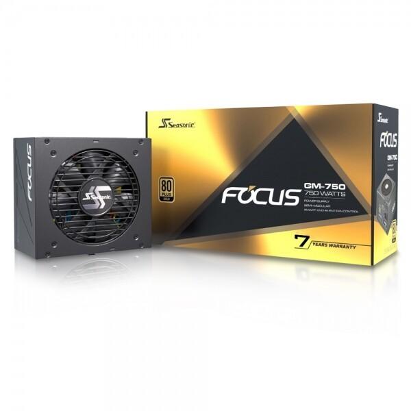 시소닉 FOCUS GOLD GM-750 Modular 상품이미지