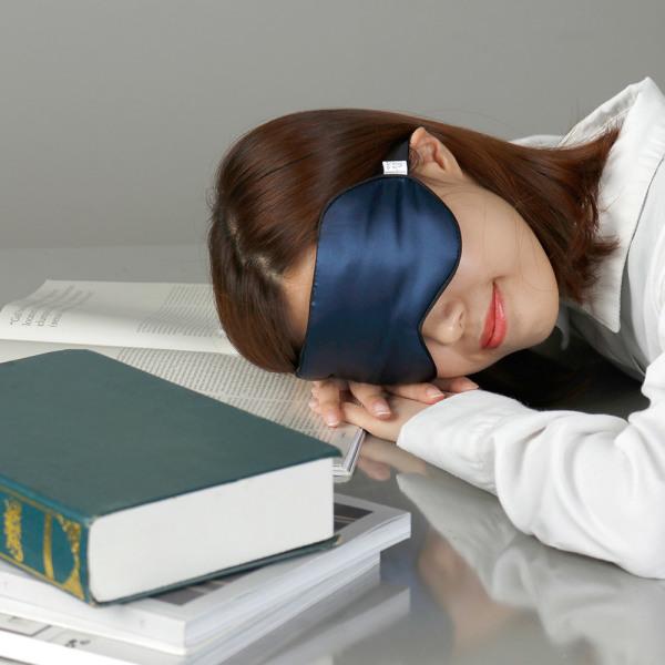 닥터김강 프리미엄 실크 수면 안대 + 파우치 증정 상품이미지