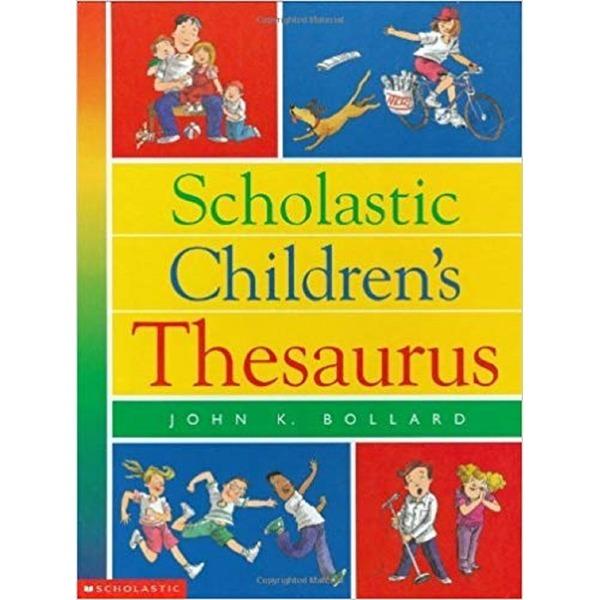 중고 Scholastic Childrens Thesaurus 어린이 사전 상품이미지