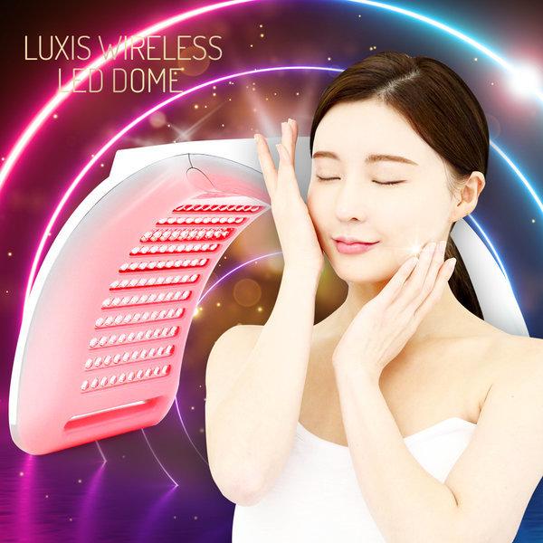 럭시스 전신관리 무선 LED마스크 바디 피부 PDT 테라피 상품이미지