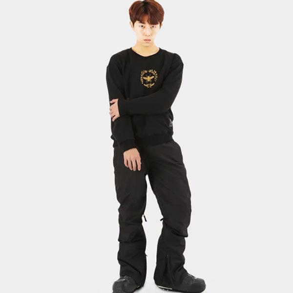 (현대백화점)라시엘로 LAZ-P801-BLACK-M 남녀공용 스키복 보드복 바지 팬츠 상품이미지
