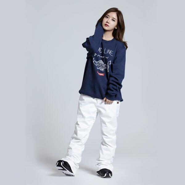 (현대백화점)라시엘로 LAY-P701-WHITE-W 여성용 스키복 보드복 바지 팬츠 상품이미지