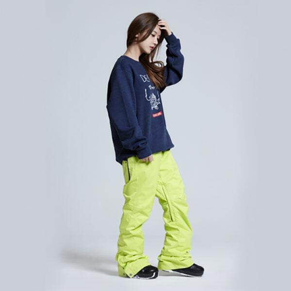 (현대백화점)라시엘로 LAY-P701-LIME-W 여성용 스키복 보드복 바지 팬츠 상품이미지