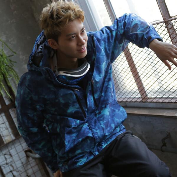 (현대백화점)라시엘로 LAZ-J815-G.BLUE-M 남녀공용 스키복 보드복 점퍼 자켓 상품이미지