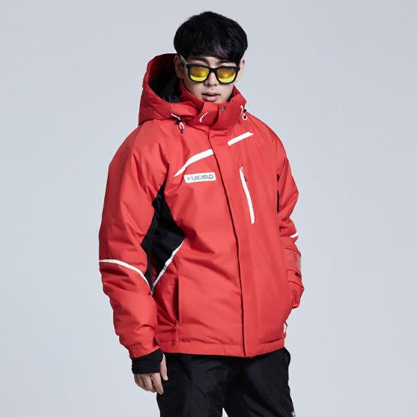 (현대백화점)라시엘로 LAZ-715-RED-M 남여공용 스키복 보드복 점퍼 자켓 상품이미지