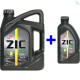 ZERO 0W-30 SN 4L 1개+1L 1개 지크제로 합성 엔진오일 상품이미지