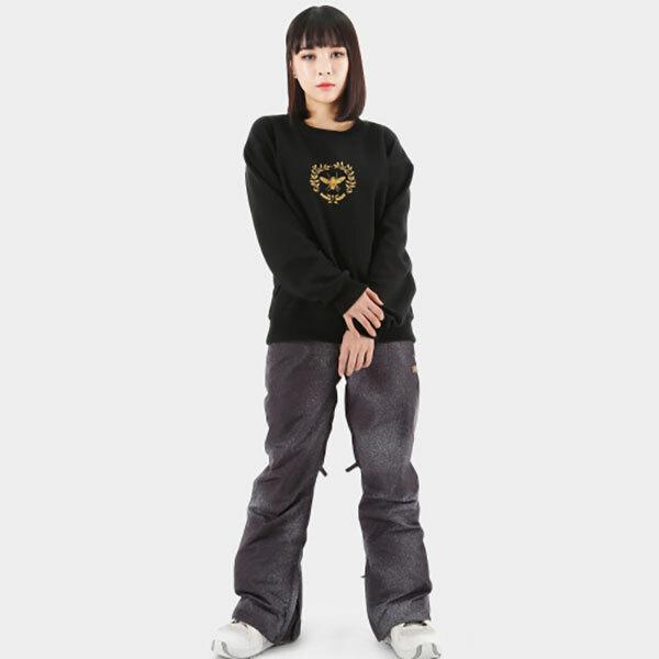 (현대백화점)라시엘로 LAZ-P801-MELANGE BLACK-W 남녀공용 스키복 보드복 바지 팬츠 상품이미지