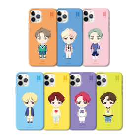 BTS BASIC STANDING SLIM FIT CASE / 아이폰 케이스