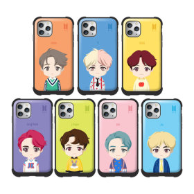BTS UPPER BODY VOLUME BUMPER SLIDE CASE/BTS 케이스