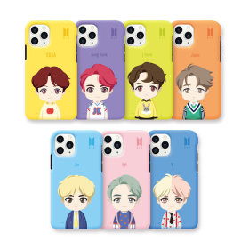 BTS UPPER BODY DUAL GUARD CASE / BTS 범퍼 케이스