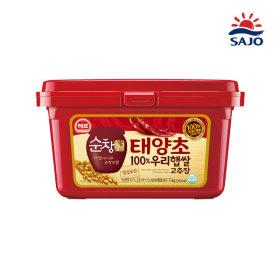 사조 순창궁 우리햅쌀 고추장 1kg