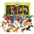 포인원 동물왕국 피규어 4종 모형 장난감 선물 XTY-073