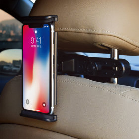 바나다 차량용 헤드레스트 스마트폰 태블릿거치대