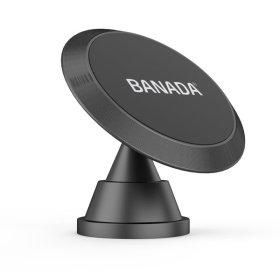 바나다 차량용 디럭스 마그네틱 스마트폰 거치대 블랙