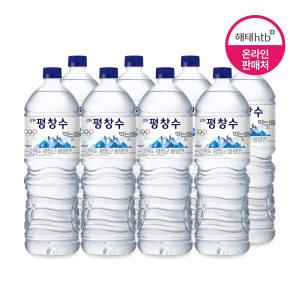 해태공식판매점 강원 평창수 2L 24pet/생수/물
