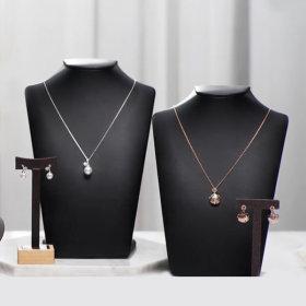 오엘라 쥬얼리세트 귀걸이 목걸이세트 다이아몬드 진주
