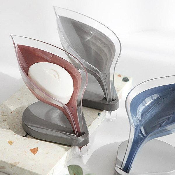 벨라이프 새벽이슬 실리콘 비누받침 3color 상품이미지