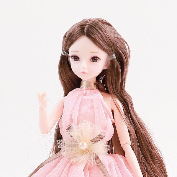 구체관절인형 공주 패션돌 여아생일선물 30cm그레이스 상품이미지