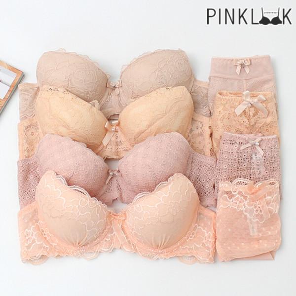 멜라니 브라팬티8종세트/ 핑크룩 상품이미지