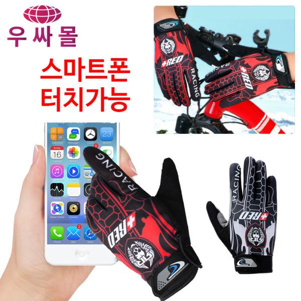 등산 핸드폰 터치 장갑 겨울용 방한 낚시 스포츠 용품 상품이미지