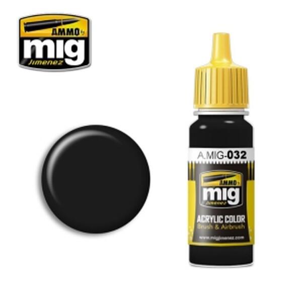(현대Hmall) MIG AMMO 미그 아머 CG0032 SATIN BLACK 상품이미지