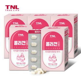 TNL 콜라겐 타블렛 30정 5박스 (총 5개월분)