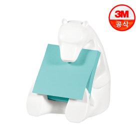 포스트잇  팝업 디스펜서 곰인형 BEAR-330