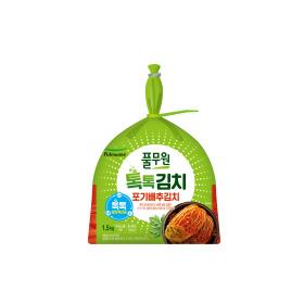 풀무원 톡톡 포기김치 1.5kg