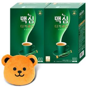 맥심 디카페인 커피믹스 100T+100T/커피