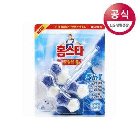 홈스타 토일렛볼 변기세정제 오션 2Px3개