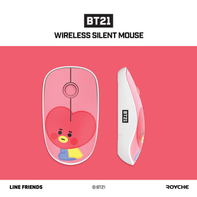 BABY BT21 wireless mouse TATA BABY BT21 TATA