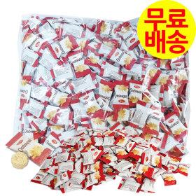 미니바이트 대용량 오트밀 (400개) 1kg /간식 글래진