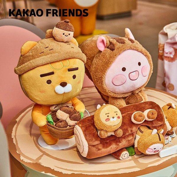 KAKAO FRIENDS 캐릭터 다람쥐 기모노 상품이미지