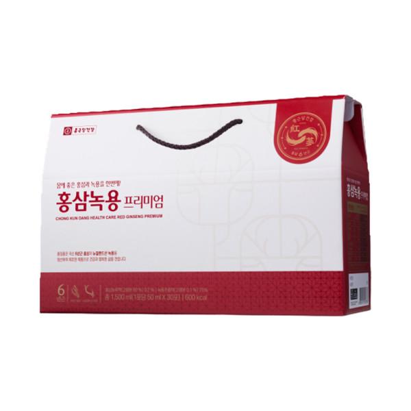 종근당건강 홍삼 녹용 프리미엄 30포 1박스 상품이미지