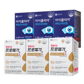 종근당건강 프로메가 알티지 오메가3 60캡슐