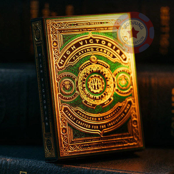 하이 빅토리안 덱/THEORY11/마술/매직카드/게임카드 상품이미지