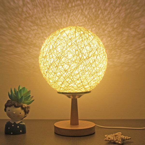 OMT 무드등 LED 밝기조절 수면등 USB OL-K02 아이보리 상품이미지