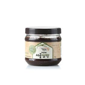사남매 쌈장 1kg (국내산 콩)