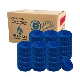 엑켈란 변기세정제 변기크리너 45g 40개/욕실청소