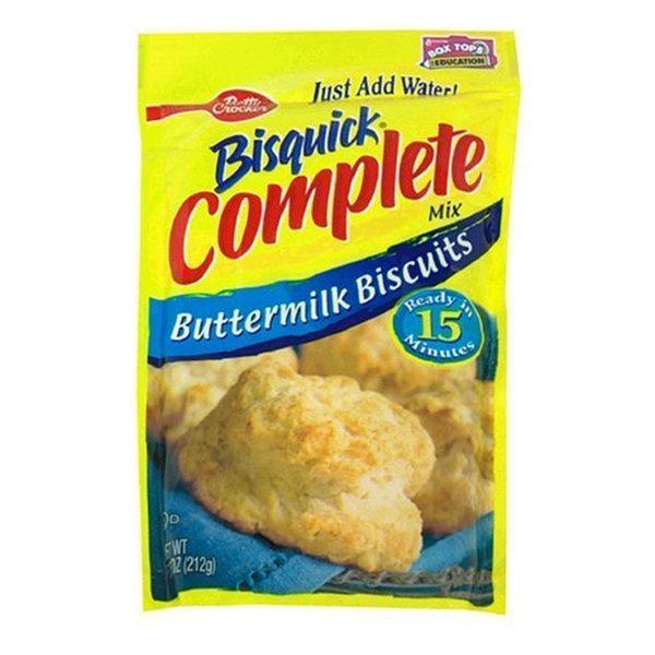 베티크로커 비스퀵 버터밀크 비스킷 믹스 212g 6팩 상품이미지